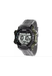 Relógio Masculino X-Games Digital Xmppd409 Bxgx - Unissex-Cinza