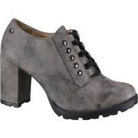 2ec44df60 Katy. Sapato Oxford Feminino Tanara