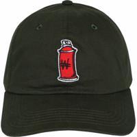 Boné Polo Hat Wanted Ind Grafite Verde 1b3e6c512ec