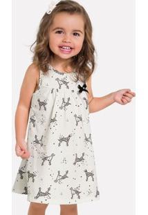 Vestido Infantil Milon Cotton 12012.6826.3