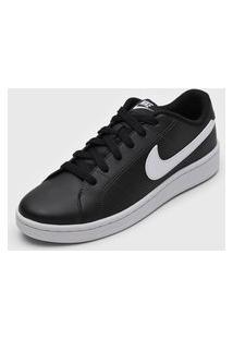Tênis Nike Sportswear Court Royale 2 Preto