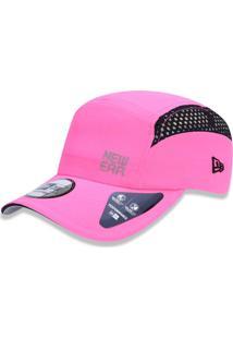 Boné New Era Runner New Era Brasil Aba Curva Pink 370dcdc0b44