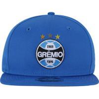 Boné Aba Reta Do Grêmio New Era 950 Of Sn Primary - Snapback - Adulto - be72f48d65d