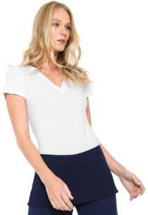 Camiseta La Rudge Básica Branca