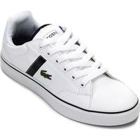 Tênis Para Meninos Branco Lacoste infantil   Shoes4you 1d833eebaf