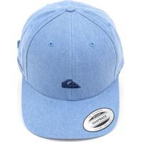 650669b7afdda Boné Quiksilver Washing Baseball Azul