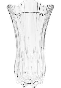 Vaso Tulipa- Incolor- 25X13Cm- Lyorlyor