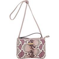 744c13bf1 Mini Bolsa Smartbag Pyton - Feminino-Estampado