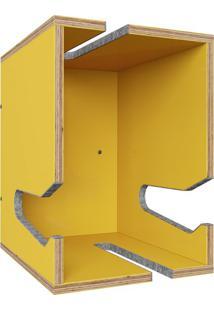 Nicho Retangular Easy Amarelo
