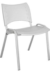 Cadeira De Escritório Interlocutor Stillus Branco