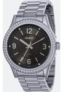 Relógio Feminino Euro Eu2035Yra/3C Analógico 5Atm