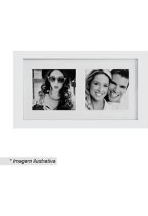 Kapos Painel Multifotos Insta Branco 15X28X1,5Cm