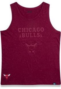 Camiseta New Era Regata Infantil Nba Chicago Bulls - Masculino