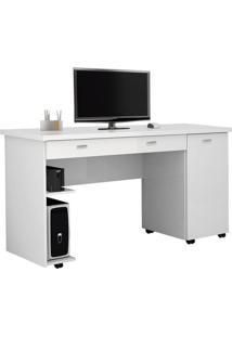 Mesa Para Computador Ariel 1 Pt 1 Gv Branca