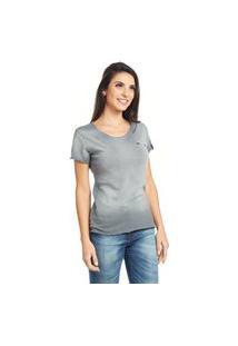 Camiseta Bossa Brasil Logo Preto Spray