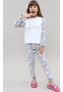 3e5060eb6 Pijama De Inverno Infantil
