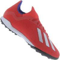 f5fb8b0533d01 Centauro. Chuteira Society Adidas X 18.3 Tf ...