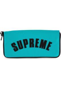 Supreme Organizador Tnf Arc Com Logo - Azul