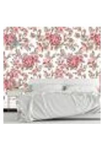 Papel De Parede Autocolante Rolo 0,58 X 5M - Floral 1467