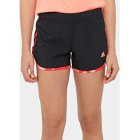 Netshoes. Short Adidas Marathon 4 Polegadas Feminino ... 4277402d32fcf