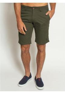 Bermuda Aleatory Style Masculina - Masculino