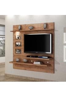 Painel Para Tv 60 Polegadas Interativo Terracota 182 Cm