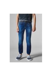 Calca Jeans Mini Pf Estique-Se 5562 Cacu Casual Reserva Mini Azul