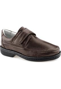Sapato Social Com Velcro Vidone - 550