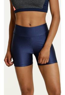 Bermuda Feminina Fitness Textura Marisa