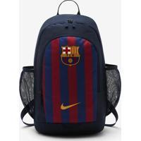 0707f8e9b7 Mochila Esportiva Barcelona Nike