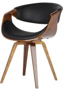 Cadeira Nicole Cor Preto - 31698 - Sun House