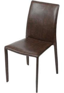 Cadeira Bali Courissimo Marrom Retro - 51795 - Sun House