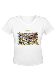 Camiseta Nerderia Coisas Da Net Branca