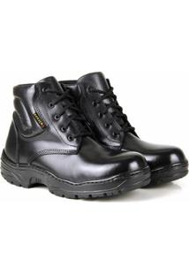 Bota Top Franca Shoes Adventure Masculino - Masculino-Preto