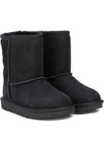 Ugg Australia Kids Ankle Boots - Preto