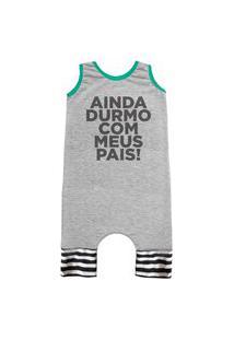 Pijama Regata Comfy Ainda Durmo