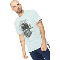 2ae88e0884f72 Camiseta Mcd Verde masculina