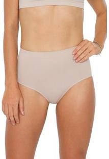 Calcinha Modeladora - Feminino-Nude