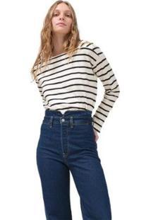 Camiseta Levis Jane Sailor - Feminino