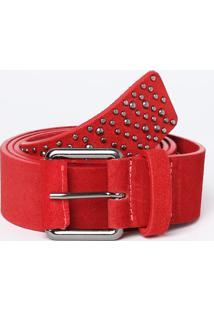 Cinto Arizona- Vermelho- 4X123Cmjohn John