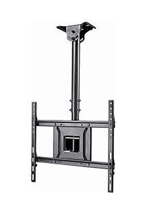 Suporte Com Inclinação De Teto Para Tvs Lcd/Led/Plasma/3D De 26 Até 55 Elg Suportes A05V4 Preto