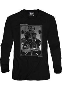 Casaco Moletom Skull Clothing Rappers California Masculino - Masculino