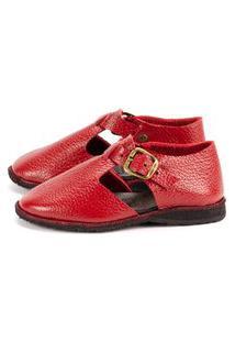 Sapato Caíques Agata Cora Infantil