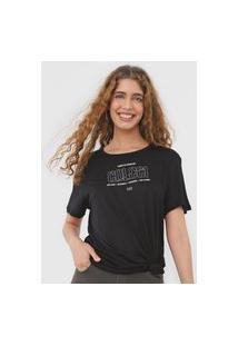 Camiseta Colcci Generation Preta