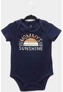 Body Bebê Gap Mommy'S Sunshine Masculino - Masculino