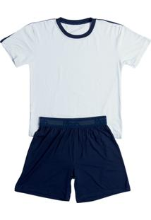 Pijama Infantil Mash Masculino - Masculino