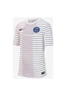 Camiseta Nike Dri-Fit Psg Infantil