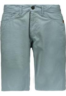 Bermuda Hang Loose Walk 5 Pockets Masculina - Masculino-Azul