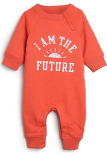 Body Gap Infantil I Am The Future Laranja