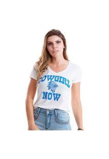 T-Shirt West Dust Kansas Off-White